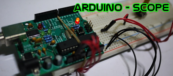 สร้าง arduino oscilloscope ง่ายนิดเดียว ayarafun factory