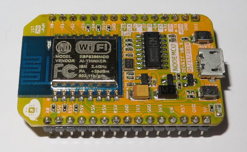 มาเล่น ESP8266 บน Arduino IDE กันเถอะ | Ayarafun Factory