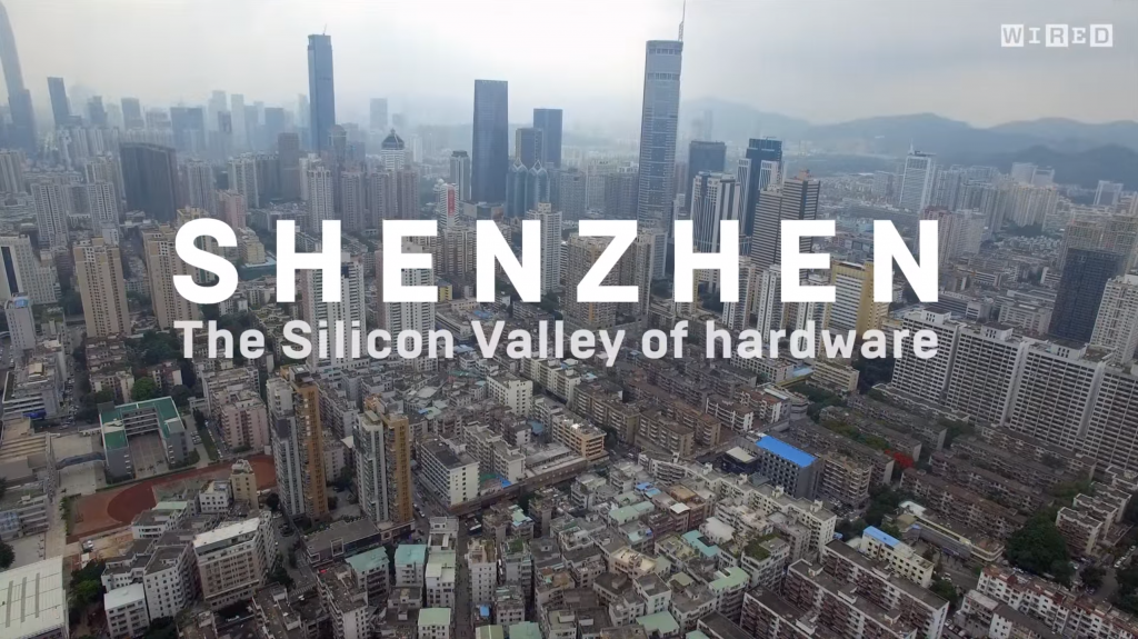 The Silicon Valley Of Hardware And The Maker Movement